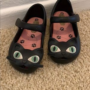 Size 6 Cat shoe from Minnie Melissa